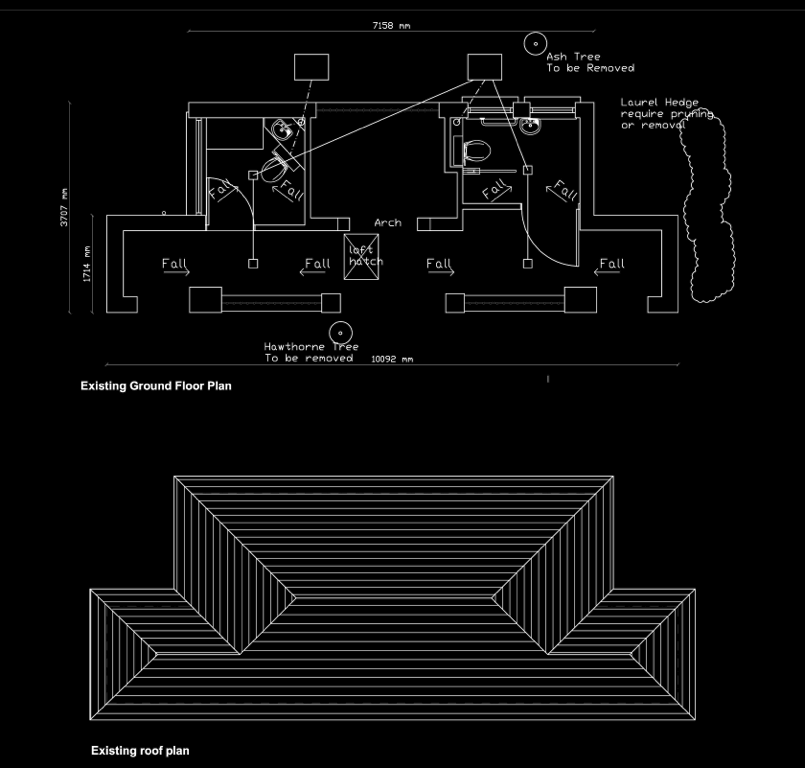 Architectural Drawings And Services For Planning